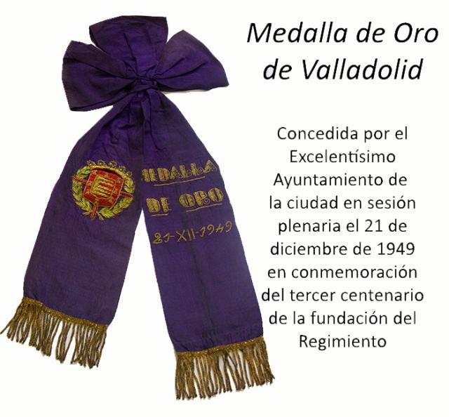 Medalla de Valladolid 02