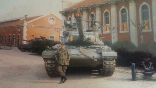 Carro de combate AMX-30