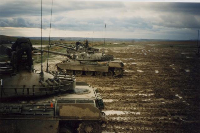 Carros de combate AMX-30