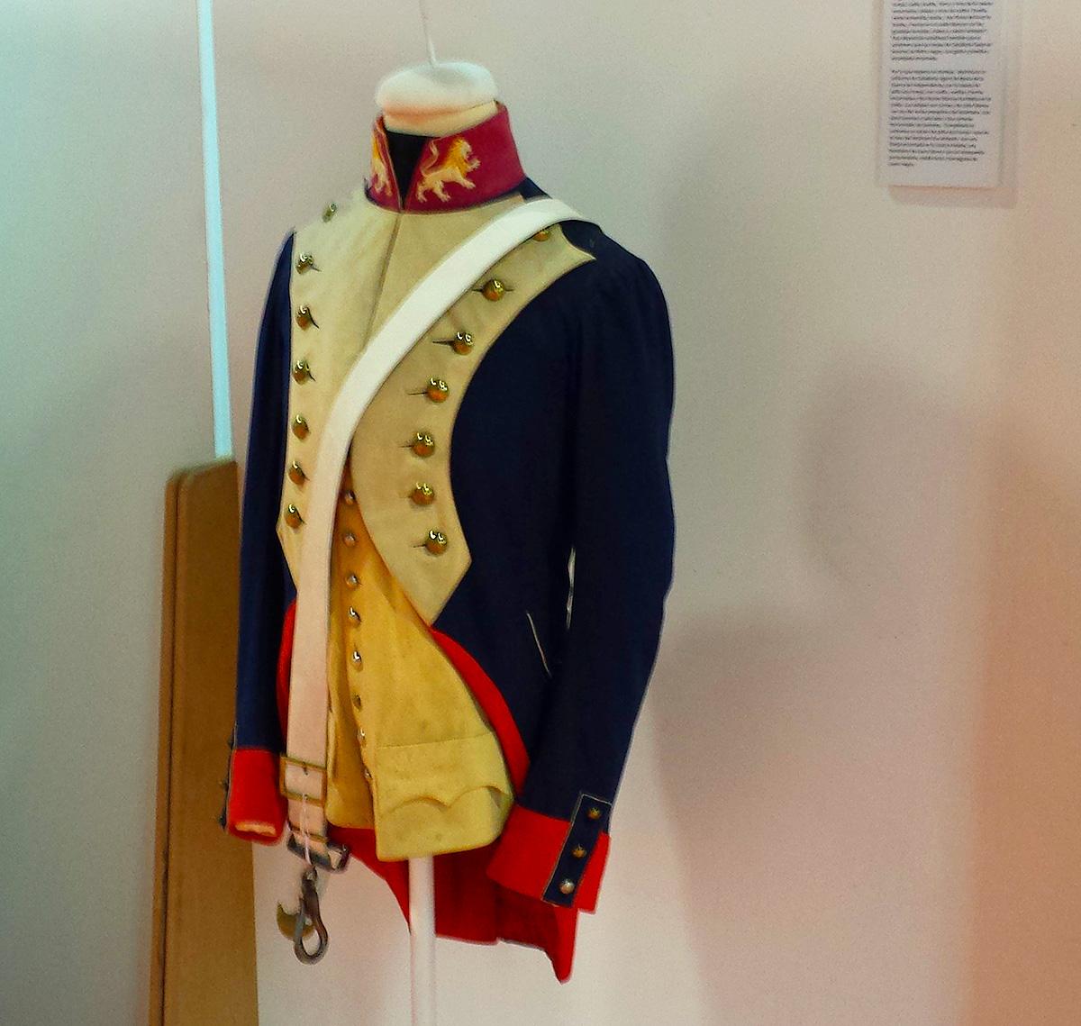 casaca 1808