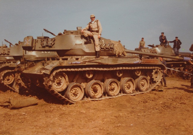Carro de combate M-41