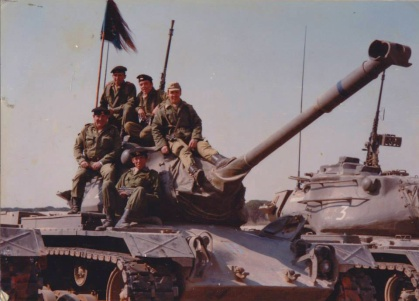 Carro de combate M-47