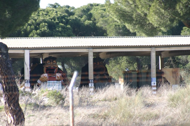 Destacamento del Pinar de Antequera (2008)