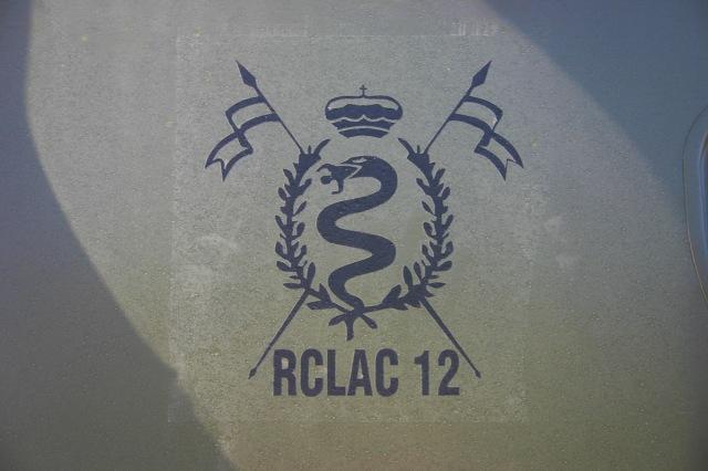 """Escudo de la BRC """"Castillejos"""" II"""