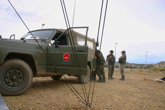 """Escudo de la División Mecanizada """"Brunete"""" 1"""