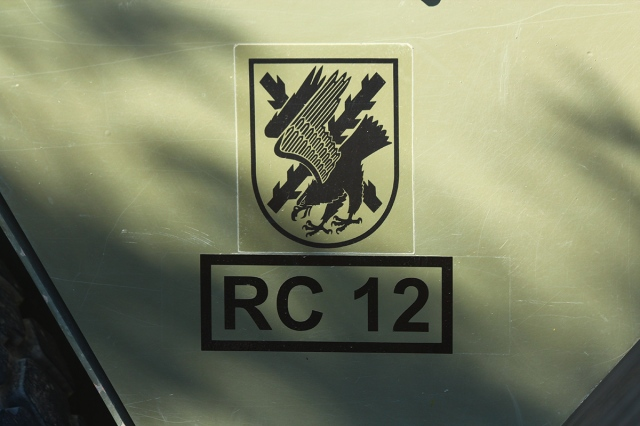 """Escudo de la Brigada """"Galicia"""" VII"""