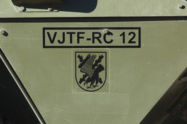 "Escudo de la Brigada ""Galicia"" VII (VJTF)"