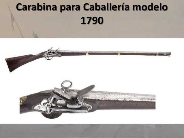 Carabina 1790