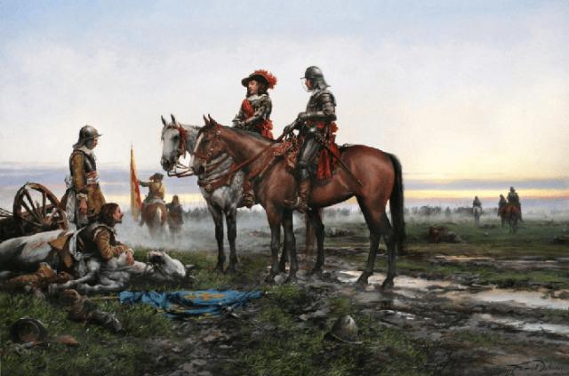 La batalla de Valenciennes