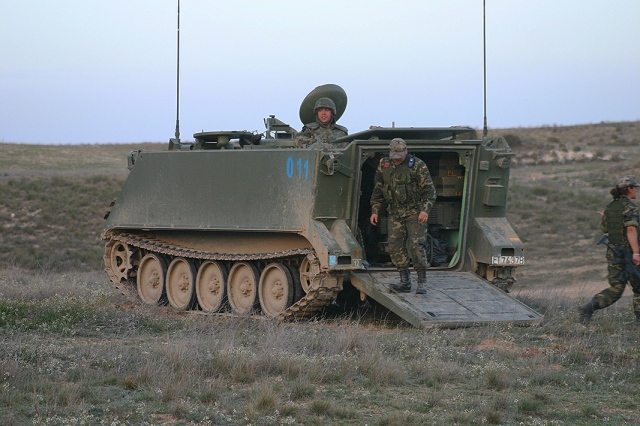 """Activación de la Brigada de Alta Disponibilidad (BRIAD) de la División """"Brunete"""""""
