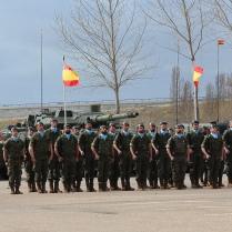 Escuadrón Ligero Acorazado 1. Parte de sus jinetes se hallan actualmente desplegados en El Líbano.