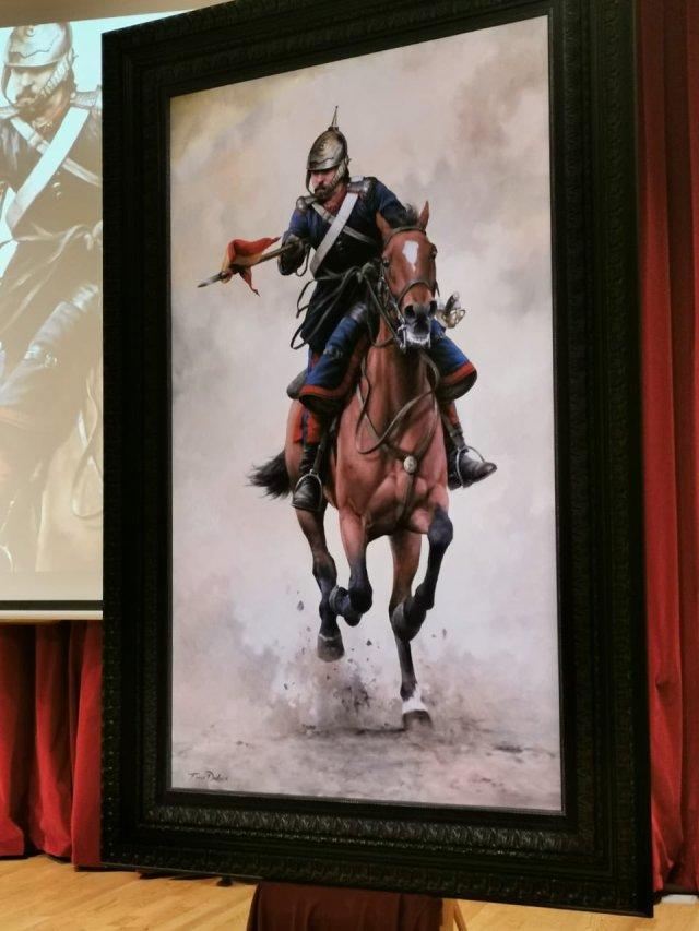 Farnesio, por España, cabalga y carga 02