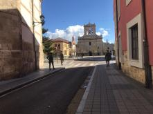 """7 de abril. Patrulla en Palencia. © RC """"Farnesio"""" 12"""