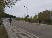 """9 de abril. Patrulla en Cabezón de Pisuerga (Valladolid) @ RC """"Farnesio"""" 12"""