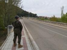 """9 de abril. Patrulla en Cabezón de Pisuerga (Valladolid) @RC """"Farnesio"""" 12"""
