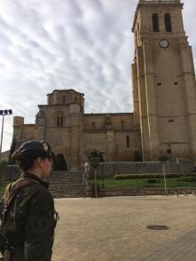 """8 de abril. Patrulla en Cigales (Valladolid) © RC """"Farnesio"""" 12"""
