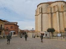 """9 de abril. Patrulla en Cigales (Valladolid) © RC """"Farnesio"""" 12"""