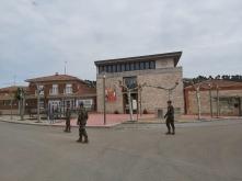 """9 de abril. Patrulla en Corcos (Valladolid) © RC """"Farnesio"""" 12"""