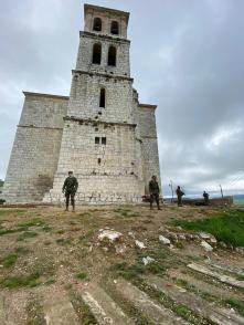 """10 de abril. Patrulla en Cevico de la Torre (Palencia) © RC """"Farnesio"""" 12"""