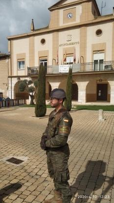 """10 de abril. Patrulla en Dueñas (Palencia) © RC """"Farnesio"""" 12"""