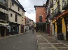 """12 de abril. Patrulla en Medina de Rioseco (Valladolid) © RC """"Farnesio"""" 12"""