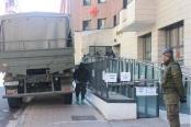 27 de marzo. Desinfección de las instalaciones de Cruz Roja Valladolid. © Cruz Roja Valladolid vía Facebook